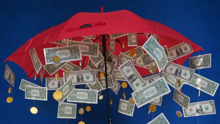 Make it Rain Money